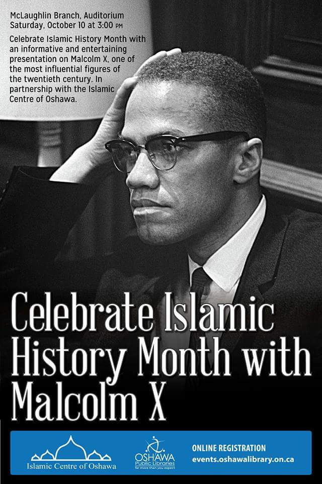 Malcolm X Event