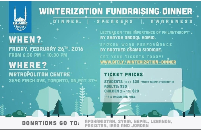WinterFundraising